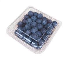 125gram pallets Blueberries
