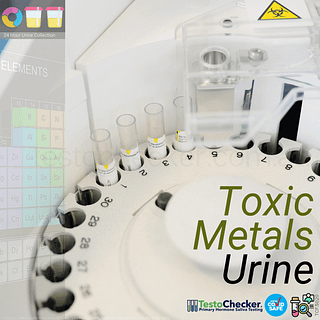 toxic metals test.urine.image