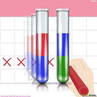 female ovulation health testing