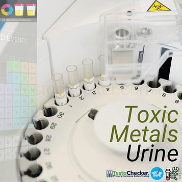 toxic metals test.urine.image