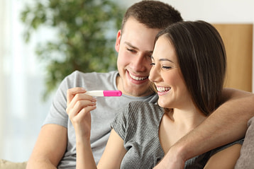 Hormone testing for ovulation