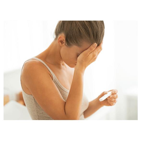 Progesterone prevents pregnancy