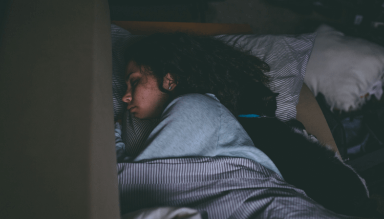 Sleep hormones, sleep disruption